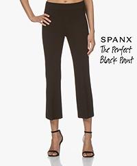 SPANX® The Perfect Ponte Kick-flare Legging - Zwart