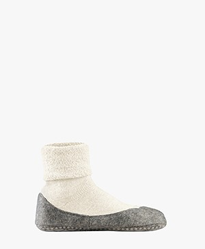 FALKE Cosy Shoe Socks - Off-white