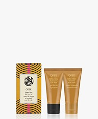Oribe Holiday Set Côte d'Azur Body - Travel Size