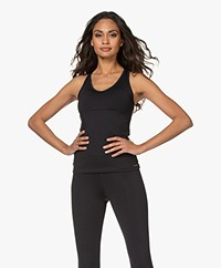 Deblon Sports Zoe Compressie Top - Zwart