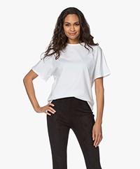 Filippa K Tori Organic Cotton T-shirt - White