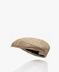 Resort Finest Flat Cap from Seagrass - Vineyard Green