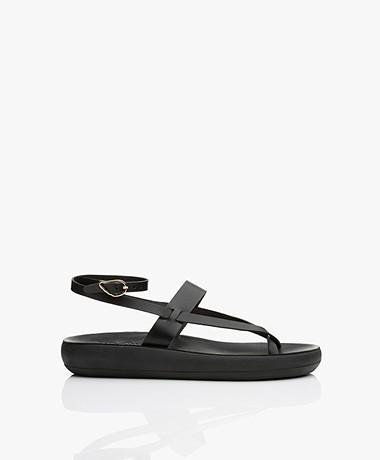 Ancient Greek Sandals Matina Comfort Sandals - Black