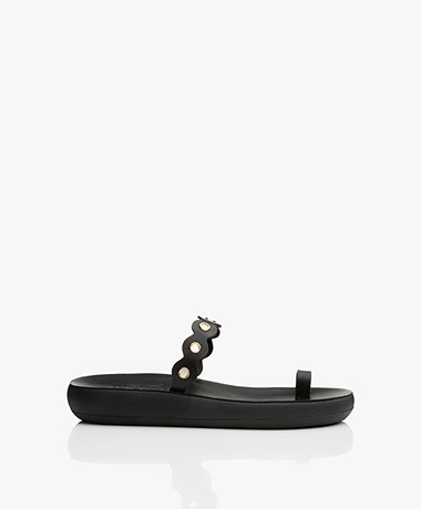 Ancient Greek Sandals Thalia Comfort Sandalen - Zwart