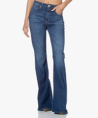 Closed Rawlin Flared Jeans - Donkerblauw