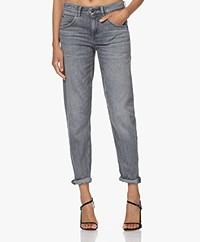 Drykorn Like Girlfriend Stretch Jeans - Grijs