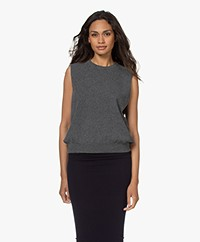 extreme cashmere N°156 Be Now Cashmere Spencer - Felt