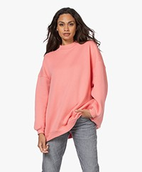 American Vintage Ikatown French Terry Sweater - Petunia