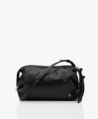 Rag & Bone Cross Commuter Leather Cross-body Bag - Black