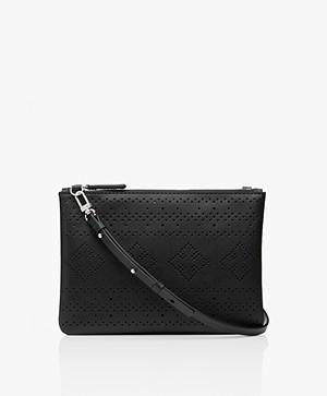 By Malene Birger Evi Cross-body Bag/Clutch - Black