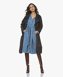 Closed Piper Denim Blousejurk - Blauw