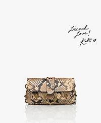 Zadig & Voltaire Kate Wallet Wild Cross-body Tas/Clutch - Desert