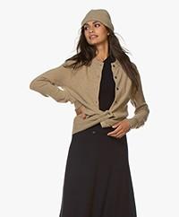 extreme cashmere N°77 Bijou Cashmere Hat - Harris