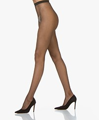 Wolford Twenties Net Tights - Black