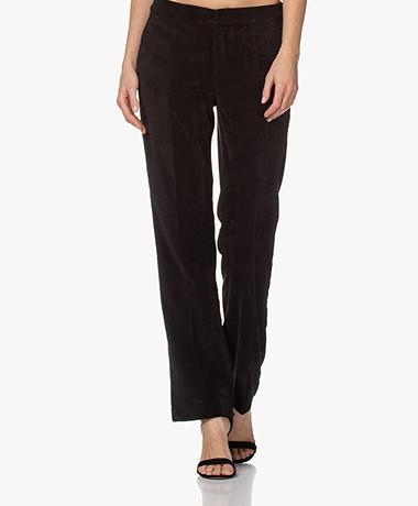 MKT Studio Pinta Corduroy Pants - Black
