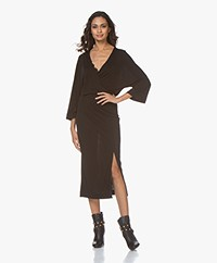 Filippa K Rene Jersey Dress - Black