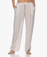 HANRO Sleep & Lounge Pyjamabroek - Safari Stripe