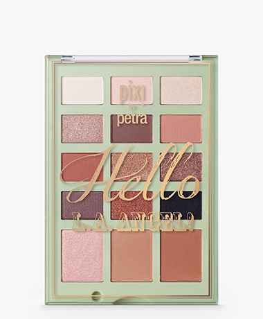 Pixi Hello Beautiful Face Case - Hello LA Angel