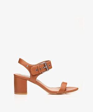 Matt & Nat Elysa Heeled Sandals - Chili