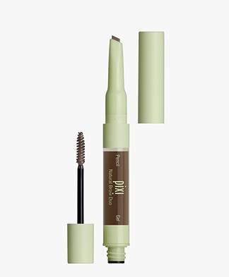 Pixi Natural Brow Duo - Natural Brown