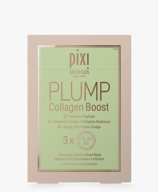 Pixi PLUMP Collagen Boost Masker