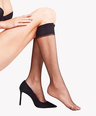 FALKE Shelina 12 Knee-High - Black