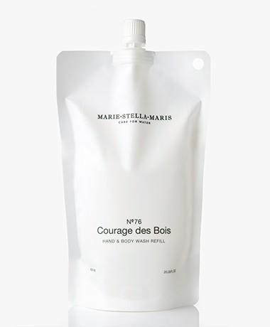 Marie-Stella-Maris Hand & Body Wash Navulverpakking - No.76 Courage des Bois