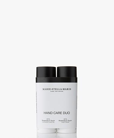 Marie-Stella-Maris Hand Care Duo Sanitiser + Crème - 2 x 50ml