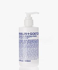 MALIN+GOETZ Vitamin E Shaving Cream Large