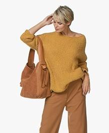 Closed Alyssa Leather Shoulder Bag - Autumn Fields