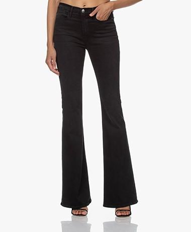 FRAME Le High Flare Jeans - Maverick