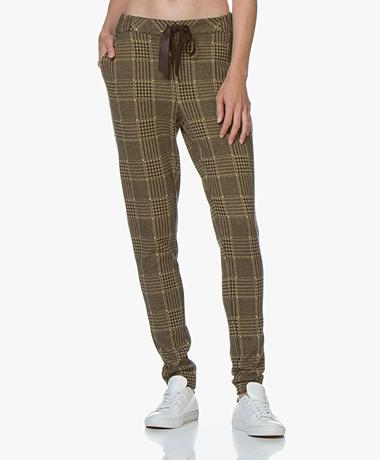 Josephine & Co Geena Geruite Sweatpants - Golden Yellow