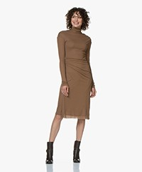 Filippa K Celia Dress - Hazelnut