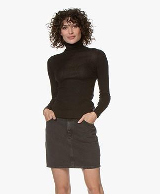 Josephine & Co Gamze Sweater with Lurex - Black