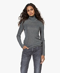 Josephine & Co Gamze Sweater with Lurex - Grey
