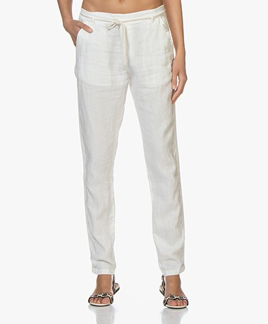 Josephine & Co Bibian Linen Pants - White