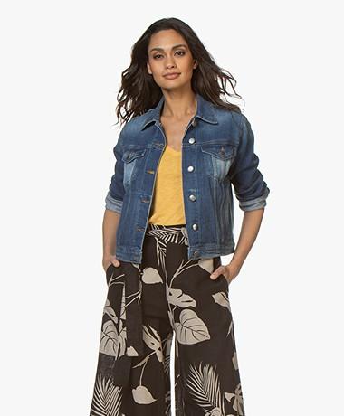 FRAME Le Vintage Denim Jacket - Waltham Way