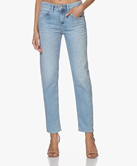 Drykorn Like Girlfriend Jeans - Lichtblauw