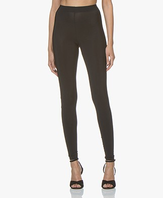 Woman by Earn Whitney Basic Legging - Zwart