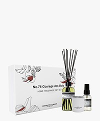 Marie-Stella-Maris Home Fragrance Gift Set - No.76 Courage des Bois