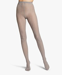 Wolford Clementia Tights - Slate