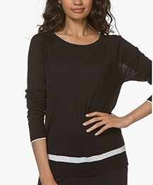 Plein Publique Le Jour Delicat Knit Sweater - Ecru