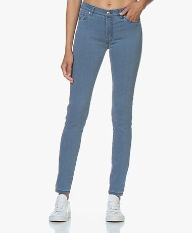 HUGO Georgina Super Skinny Jeans - Bright Blue