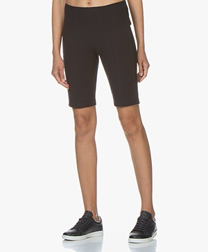 Filippa K Jersey Shorts - Navy