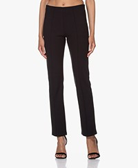 By Malene Birger Christah Bonded Jersey Pants - Black