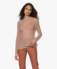 Filippa K Leila Mohair Blend Sweater - Maplewood
