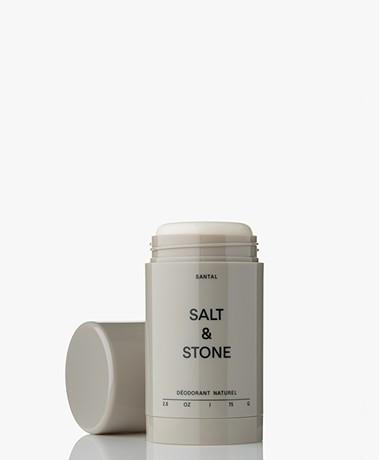 Salt & Stone Natuurlijke Deodorant Stick - Santal