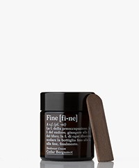 fine Crème Deodorant Jar - Cedar Bergamot 30g