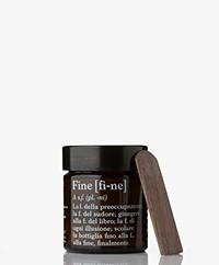 fine Organic Crème Deodorant Jar - Senza Geurloos 30g
