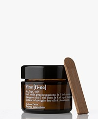 fine Organic Crème Deodorant Jar - Vetiver Geranium 50g
